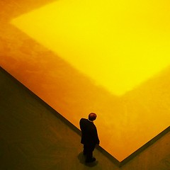 Pollen of Hazelnut #moma #wolfganglaib (t_a_i_s) Tags: square squareformat lordkelvin iphoneography instagramapp uploaded:by=instagram