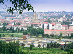 A View from the Zoo (k009034) Tags: city travel canon photography zoo photo republic view czech prague capital