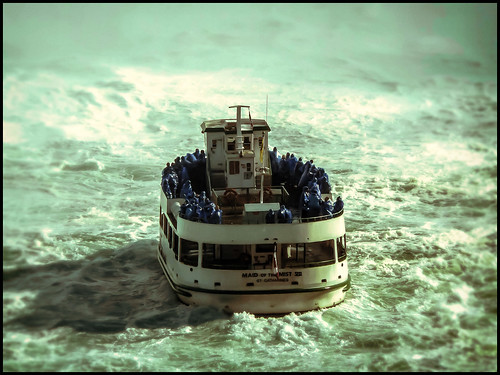 Maid of the Mist VII