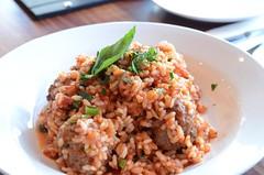 Meatball risotto AUD20.90 - Basilico, Glen Waverley (avlxyz) Tags: rice vic meatball risotto basilico glenwaverley fba polpette syndal glenwaverleyvic syndalvic basilicoglenwaverley