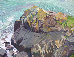 "Cornwall Rocks (66 x 56) • <a style=""font-size:0.8em;"" href=""http://www.flickr.com/photos/93620332@N07/8545079963/"" target=""_blank"">View on Flickr</a>"