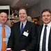 Andrew O'Neill, Director, Choice Hotel Group, Sean Lally, GM, Limerick Strand and Stephen Hanley, GM, Shelbourne Hotel.