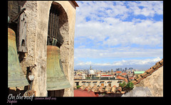 On the roof (Salvatore Adelfi) Tags: panorama bells landscape view chiesa vista napoli naples napoles neapel spaccanapoli cupole campane settedolori