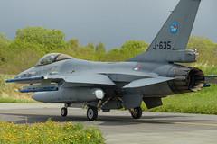 General Dynamics F-16A Fighting Falcon (Boushh_TFA) Tags: netherlands norway norge nikon force general air tiger royal f16 falcon enol fighting nikkor meet dynamics ola nato 2012 18200mm f16a rnlaf rland vrii hovedflystasjon d7000 j635