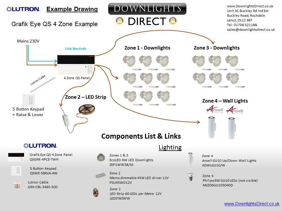 lutron keypad wiring diagram lutron image wiring wiring diagram for 4 downlights wiring image on lutron keypad wiring diagram
