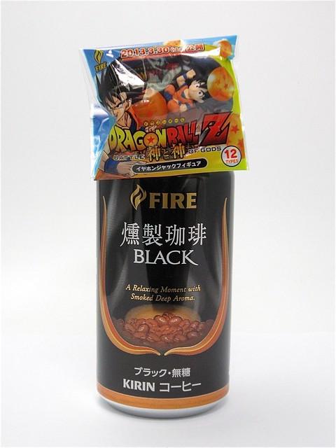 KIRIN咖啡 X 七龍珠Z 劇場版神與神