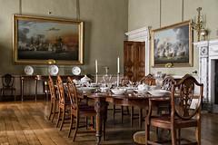DINING ROOM (mark_rutley) Tags: herefordshire mansion nationaltrust berringtonhall upstairsdownstairs