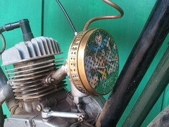2013.03.22_113133 Air Filter 2 - KE (The Michi) Tags: bicycle diy engine motorized carb airfilter carburettor