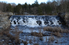 Sterling, CT (Carly Sabatino) Tags: park nature water outdoors pond long exposure ct falls step sterling