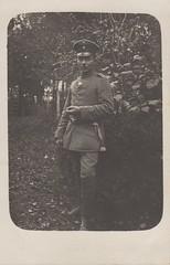 November 1916 (hoosiermarine) Tags: november wwi worldwari worldwarone ww1 worldwar1 1916 weltkrieg germansoldier schirmmtze troddel