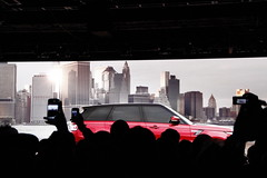 REVEALED - The all-new Range Rover Sport (Land Rover Global) Tags: newyork rangeroversport reveal danielcraig newrangeroversport 2014rangeroversport allnewrangeroversport