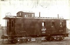 ACF 5581 (barrigerlibrary) Tags: line caboose northwestern 1908 acf cnw chicagoandnorthwestern americancarandfoundry
