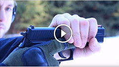 He gripped the slide, and the attacker fired..[disarm gun technique] (viralberg) Tags: disarm shotgun viralvideos weapons