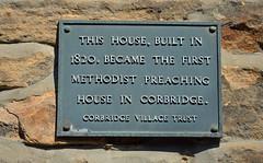 Preaching-House-D-17-ASugust-2016 (Steve Ellwood Whitley Bay) Tags: thepreachinghouse sthelensstreet corbridge northumberland methodist ellwood steveellwood