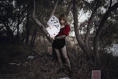 Sorceress in nightmare (TAKAGI.yukimasa1) Tags: portrait woman people cute beauty female dark canon eos 5dsr fineart japanese asiangirl girl magician mysterious cool