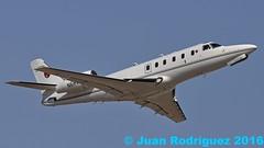 N666HA - Private  - IAI 1125 Astra - PMI/LEPA (Juan Rodriguez - PMI/LEPA) Tags: nikon d90 sigman 70200mm 80400mm pmilepa aeropuerto airport sonsanjuan sonsantjoan palma mallorca aeroplano plane airplane aircraft n666ha