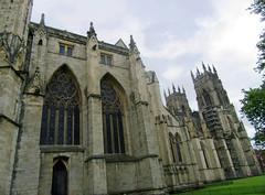 York Minster (DncnH) Tags: yorkminster york minster cathedral medieval yorkshire
