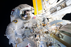 Spacewalkers Successfully Install New Docking Adapter for Commercial Crew Flights (NASA's Marshall Space Flight Center) Tags: nasa nasasmarshallspaceflightcenter nasamarshall internationalspacestation iss space earth jeffwilliams
