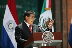 Visita Oficial del Presidente de Paraguay, Horacio Cartes