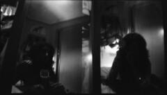 (Honey Bfly) Tags: dianamini dobleexposicion doubleexposure film 35mm pelicula lomography lomo lomografia retro vintage bn blackwhite blancoynegro selfportrait selfie