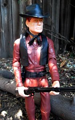 Winchester Jack West (atjoe1972) Tags: marx johnnywest actionfigure toys cowboy customfigure jackwest sixshooter winchester western frontier oldwest wildwest hat boots belt 12inch 16th 1970s 1960s seventies sixties retro vintage atjoe1972 botw bestofthewest