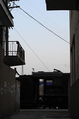I_B_IMG_8142 (florian_grupp) Tags: asia china steam train railway railroad bayin lanzhou gansu desert landscape loess mountains sy ore mine 282 mikado steamlocomotive locomotive