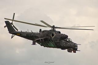 CZECH AIR FORCE 33 66 Mi-24