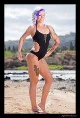 Darcy - Kaiwi (madmarv00) Tags: d600 darcy makapuu nikon girl hawaii kaiwishoreline kylenishiokacom model oahu