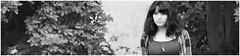 Planning a new shoot with Gabriella (theimagebusiness) Tags: theimagebusiness theimagebusinesscouk photographersinscotland scotland scottishphotographers portrait people pretty portfolio momentintime model girl attractive artistic monochrome blackandwhite wideangle youngwoman tshirt