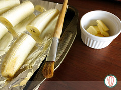 Baked Ripe Plantains with Cheese (twofoodies) Tags: baked cheese dessert easy guatemala latin plantains recipes