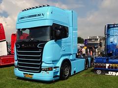 Scania R500TL streamline Lars Verbraeken, Hulst (rommelbouwer) Tags: scania r500 streamline lars verbraeken