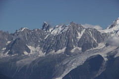 Grandes Jorasses and Aiguille du Midi (Bjrn S...) Tags: grandesjorasses aiguilledumidi mountains montagne berge alpen alps alpes alpi hautesavoie france