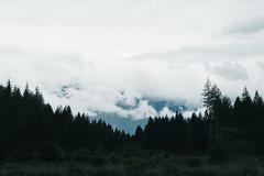 Cloudy Cascades (Alexander Tran | atranphoto.com) Tags: atran atranphoto atranfoto nps100 nationalpark national park goparks findyourpark nps north cascades pnw pacificnorthwest fujifilm xt1 cloudy mountains
