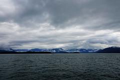 Blue Mountains (Dancing Bohunk) Tags: dsc00793 blue mountain boat alaska ocean cruise ship
