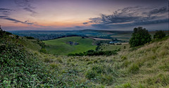 Sussex panorama (Through Bri`s Lens) Tags: sussex bramber beeding steyning adurvalley bostalroad sunrise brianspicer
