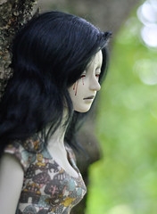 Into the Woods (Apathy'sLastKiss) Tags: doll family h mian xiang