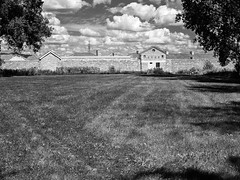 Fortress (Van Allen Belt) Tags: olympus pen ep2 28mm f28 manualfocus blackandwhite omsystem om zuiko