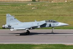 39291_JAS39GripenC_SwedishAF_Malmen_Img02 (Tony Osborne - Rotorfocus) Tags: saab jas39 jas39c gripen swedish air force sweden malmen linkoping 2016