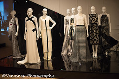 Carolina Herrera 44 (venusnep) Tags: carolinaherreraexhibit carolina herrera carolinaherrera scad fash scadfash fashion exhibit fashionexhibit atlanta ga georgia atlantaga dresses august 2016 nikond610 nikon d610