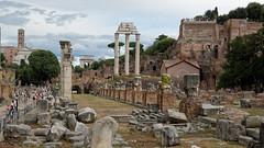 Forum Romanum (Michal Hajek) Tags: d5500 nikkor czphoto rome 18140mm forum romanum