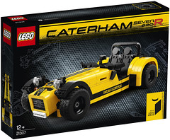 LEGO Ideas 21307 - Caterham Seven 620R (THE BRICK TIME Team) Tags: lego brick ideas cuusoo 21307 car sport caterham seven 620r road handbuilt engine sportwagen sports racecar racer race racing 2016