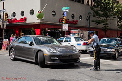 Officer Implores Herr Porsche To Move Out Of The Intersection And Into The Open Lane (ViewFromTheStreet) Tags: allrightsreserved blick blickcalle blickcallevfts calle candid chestnutstreet continental copyright2016 dontblockthebox pennsylvania philadelphia philadelphiapolice photography porsche stphotographia streetphotography viewfromthestreet amazing anger boots bumps car classic cop finest gun idiot implore intersection officer police policeofficer street vftsviewfromthestreet blickcallevfts copyright2016blickcalle
