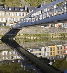Chateaulin (nolyaphotographies) Tags: chateaulin finistere bretagne france pont mer miroir aquatique couleur nikon