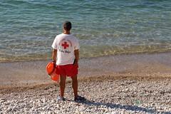 Lebensretter (danielk83) Tags: mallorca port de sller baywatch lebensretter meer strand