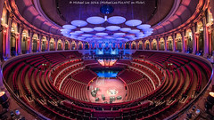 Royal Albert Hall - Open House 2016 (DSC08215-Edit-2) (Michael.Lee.Pics.NYC) Tags: london england unitedkingdom royalalberthall openhouse 2016 architecture fisheye symmetry sony a7rm2 rokinon12mmf28