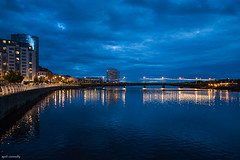 limerick ireland at night (aprilpix) Tags: ireland aprilpix limerick cityscape