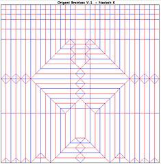 ORIGAMI - BRAINLESS ! (V.1) CP (Neelesh K) Tags: origami brainless version 1 fail k neelesh boxpleating 32 grids