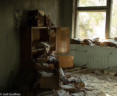 Hospital cabinet (Dave and Jodi Piddington) Tags: chernobyl ukraine holiday decay abandonedbuildings death history nucleardisaster accident travel dark tourism darktourism photography architecture nuclear disasters adventure kiev blackandwhite