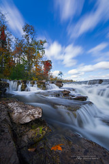 Everything in Motion (Thousand Word Images by Dustin Abbott) Tags: autumn waterfall river vanguardabeopro283attripodgh300thead photography dustinabbottnet thousandwordimages comparison adobelightroomcc 2016 longexposure review fotodioxprond1000 petawawa alienskinexposurex pembroke fotodioxpro canon5d4 fotodioxprowonderpanafreearcfiltersystem fullframe withmytamron canoneos5dmarkiv camera ontario adobephotoshopcc tamronsp1530mmf28divcusd eganville canada photodujour dustinabbott ca bonnechereriver fourthchute