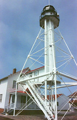 Whitefish Point Lighthouse (Dawn Endico) Tags: greatlakesshipwreckmuseum lakesuperior michigan upperpeninsula whitefishpoint whitefishpointlightstation whitefishpointlighthouse